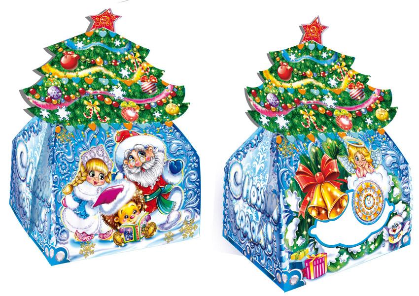 Ростендер новогодние подарки 64